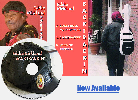 Eddie Kirkland Album : Backtrackin